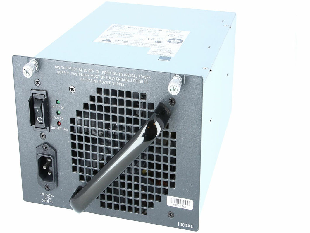 Cisco Systems PWR-C45-1000AC - Esphere Network GmbH - Affordable Network Solutions