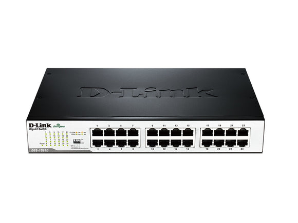 D-Link DES-1024D - Esphere Network GmbH - Affordable Network Solutions