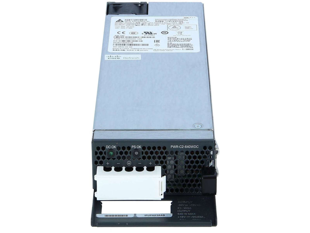 Cisco Systems PWR-4430-AC - Esphere Network GmbH - Affordable Network Solutions