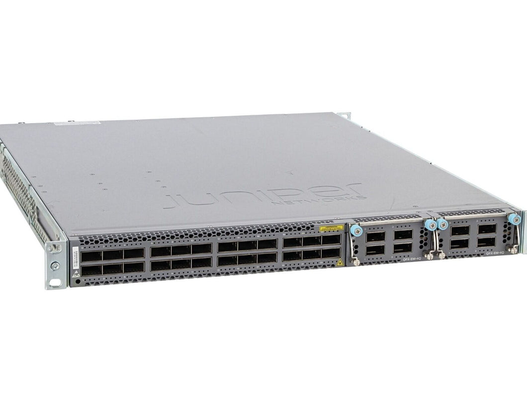 Juniper QFX5100-24Q-AFI - Esphere Network GmbH - Affordable Network Solutions