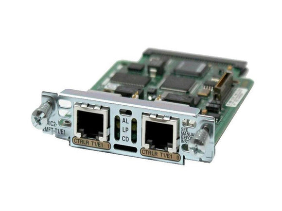 Cisco Systems VWIC2-2MFT-T1/E1 - Esphere Network GmbH - Affordable Network Solutions
