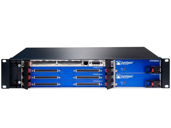 Juniper CTP150-AC - Esphere Network GmbH - Affordable Network Solutions