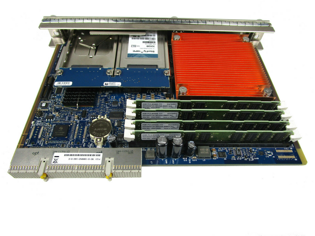 Juniper RE-S-1800X2-16G-UPG-BB - Esphere Network GmbH - Affordable Network Solutions