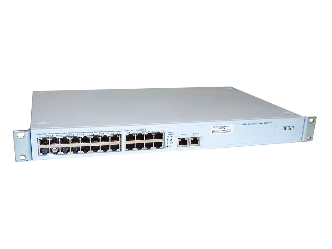 3C17300A - Esphere Network GmbH - Affordable Network Solutions