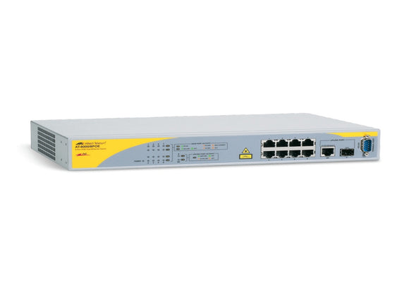 Allied Telesis AT-8000/8POE - Esphere Network GmbH - Affordable Network Solutions