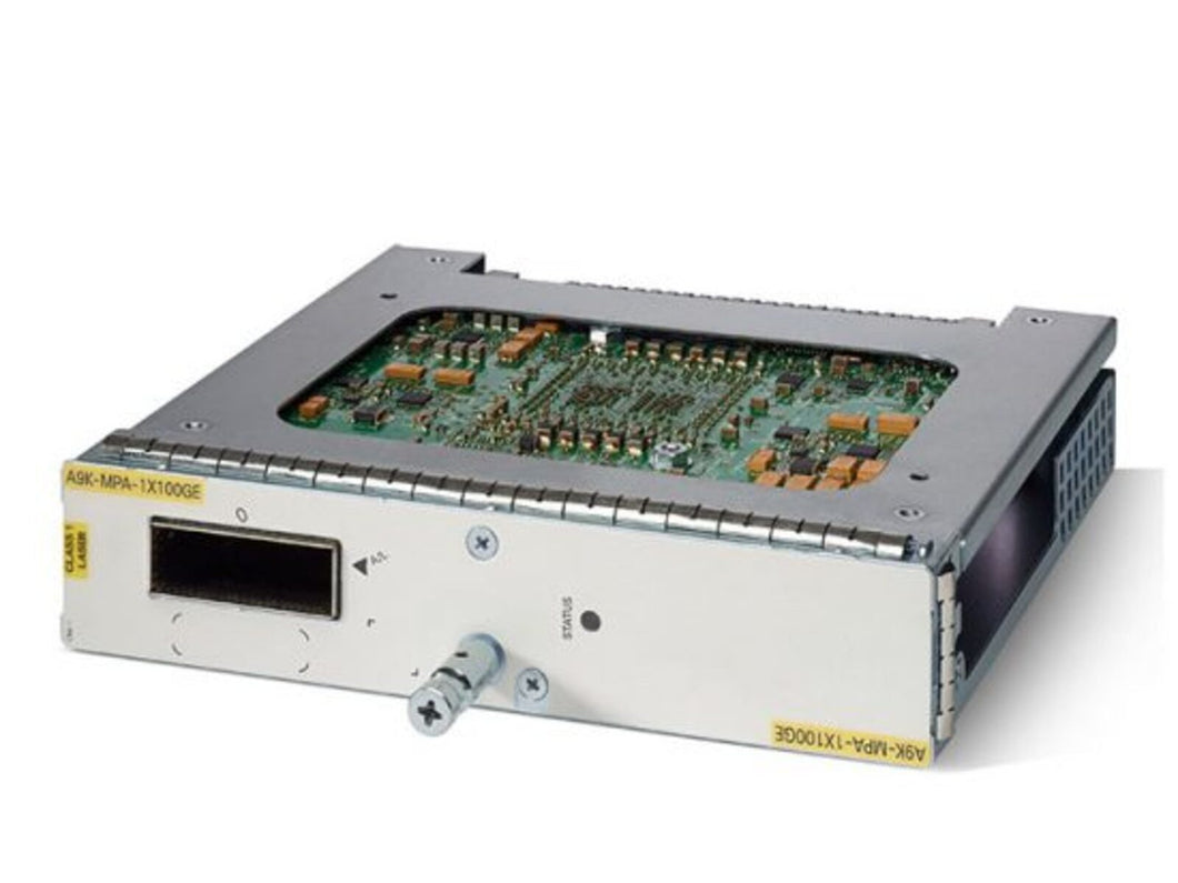 Cisco Systems A9K-MPA-1X100GE - Esphere Network GmbH - Affordable Network Solutions