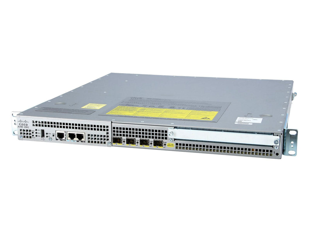 ASR1001-2.5G-VPNK9 - Esphere Network GmbH - Affordable Network Solutions