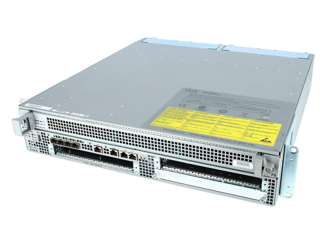 ASR1002X-20G-K9 - Esphere Network GmbH - Affordable Network Solutions
