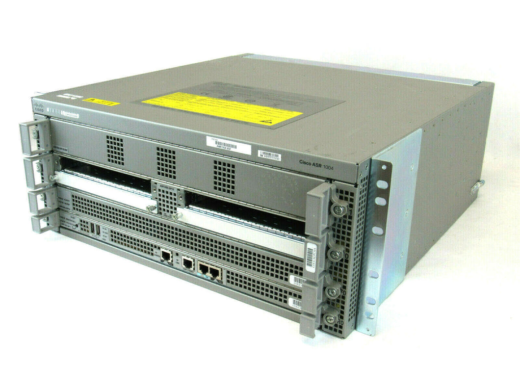 ASR1004-20G-HA/K9 - Esphere Network GmbH - Affordable Network Solutions