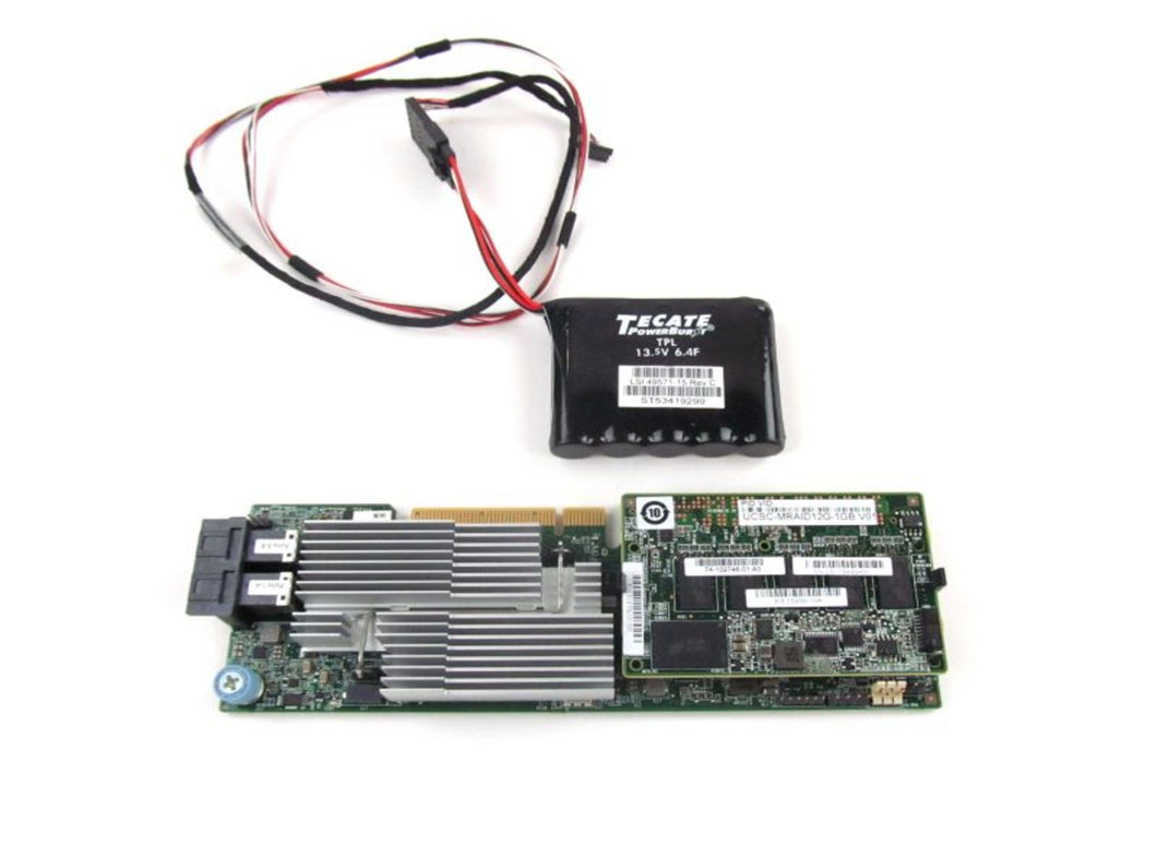 Cisco Systems UCSC-MRAID12G-1GB - Esphere Network GmbH - Affordable Network Solutions
