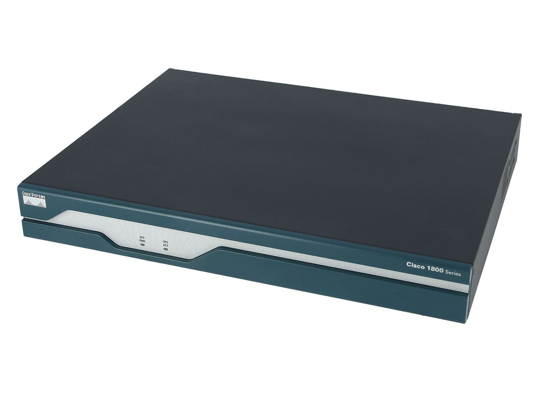 CISCO1801/K9 - Esphere Network GmbH - Affordable Network Solutions