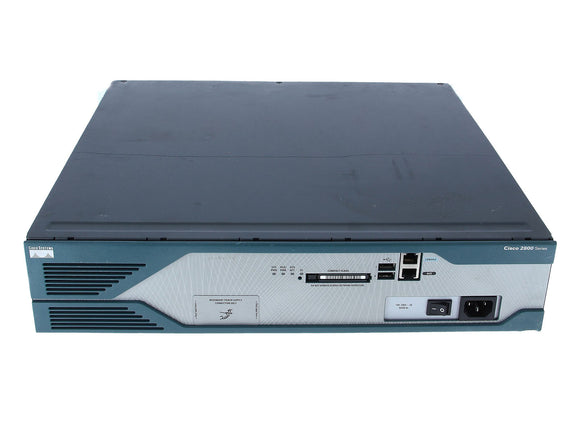 CISCO2821 - Esphere Network GmbH - Affordable Network Solutions