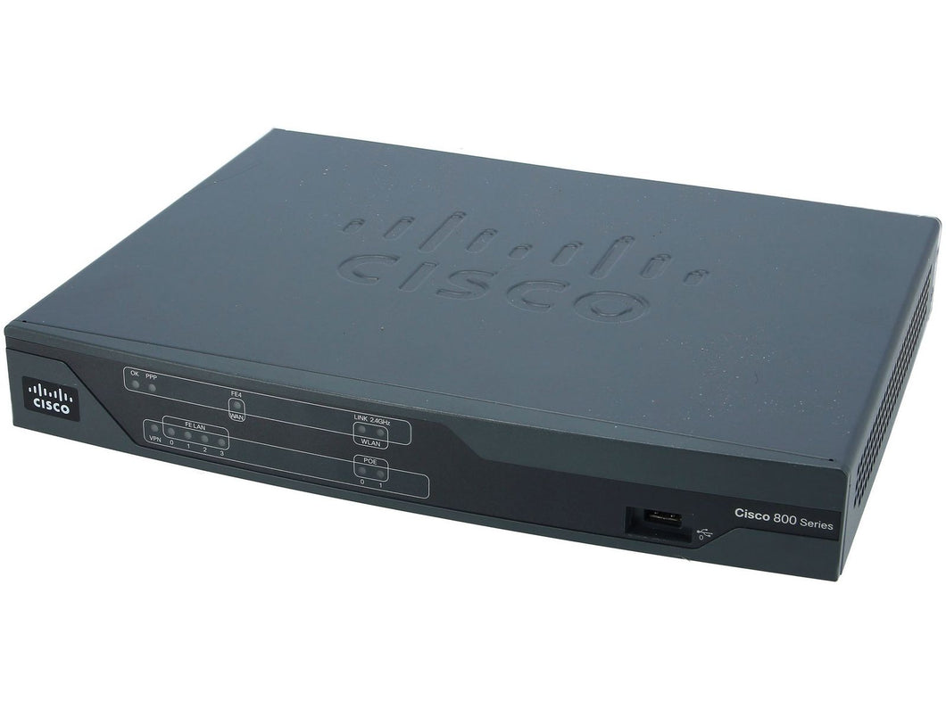 CISCO886-K9 - Esphere Network GmbH - Affordable Network Solutions