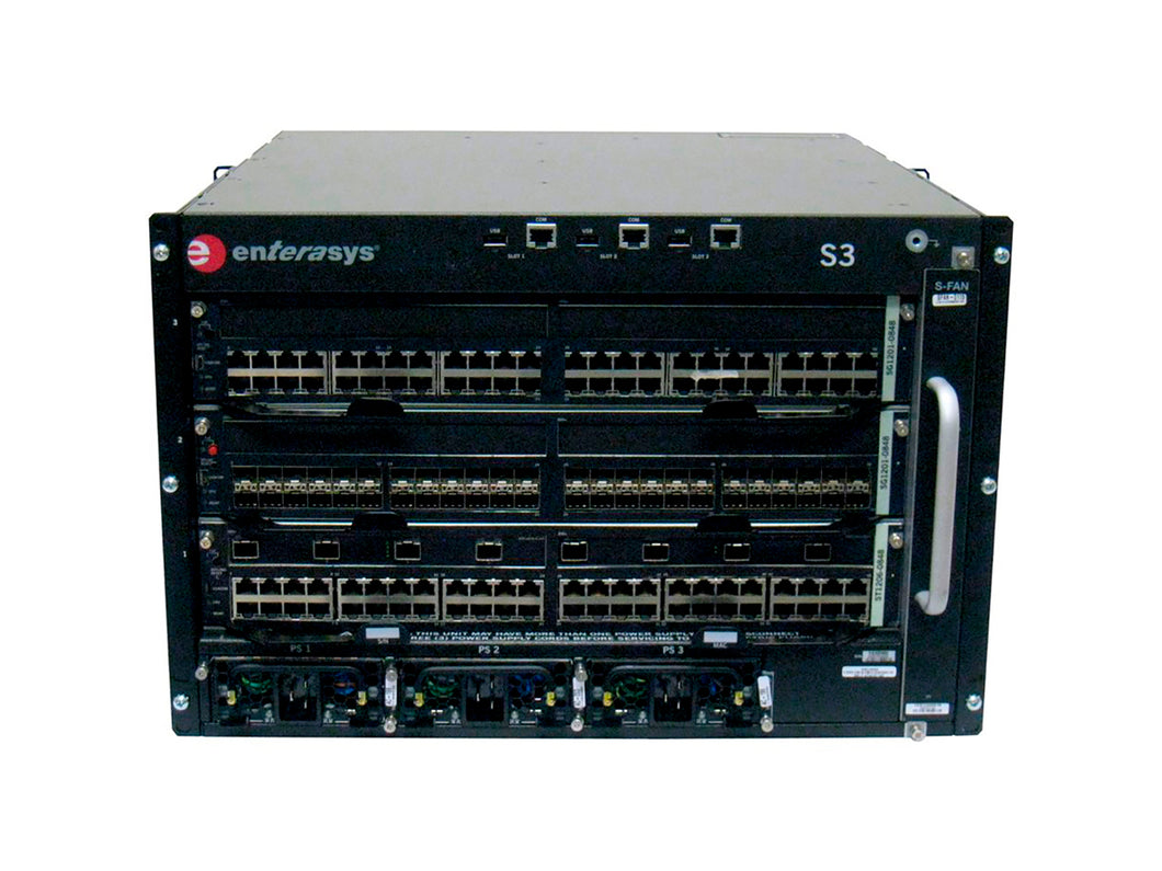 S3-CHASSIS-POEA - Esphere Network GmbH - Affordable Network Solutions