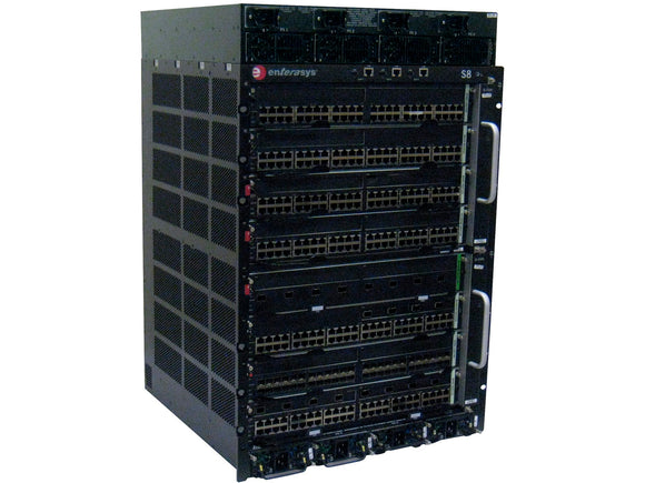 S8-CHASSIS-POE4 - Esphere Network GmbH - Affordable Network Solutions