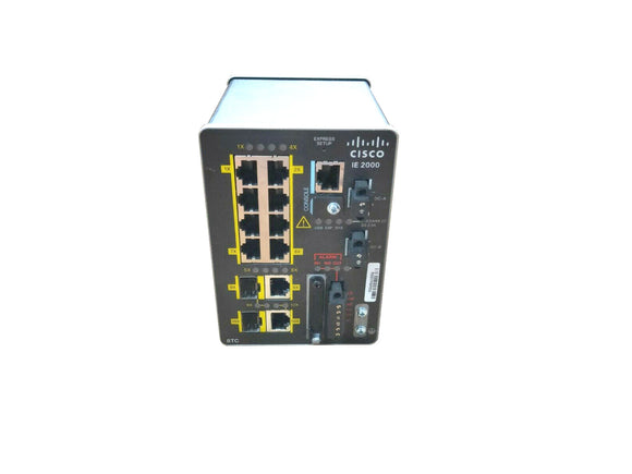 IE-2000-8TC-B - Esphere Network GmbH - Affordable Network Solutions