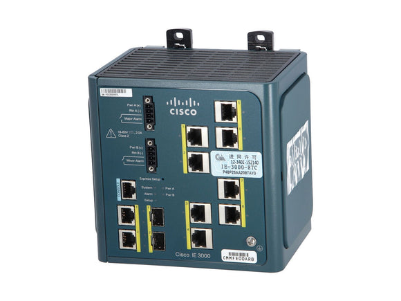 IE 3000-8TC - Esphere Network GmbH - Affordable Network Solutions