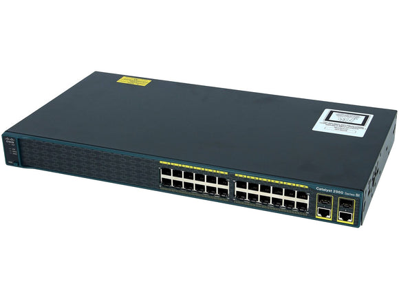 WS-C2960-24TC-S - Esphere Network GmbH - Affordable Network Solutions