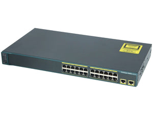 WS-C2960-24TT-L - Esphere Network GmbH - Affordable Network Solutions