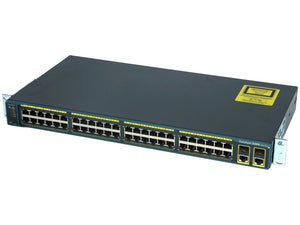 WS-C2960-48TC-L - Esphere Network GmbH - Affordable Network Solutions