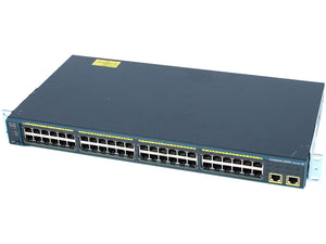 WS-C2960-48TT-S - Esphere Network GmbH - Affordable Network Solutions
