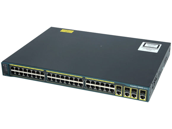 WS-C2960G-48TC-L - Esphere Network GmbH - Affordable Network Solutions