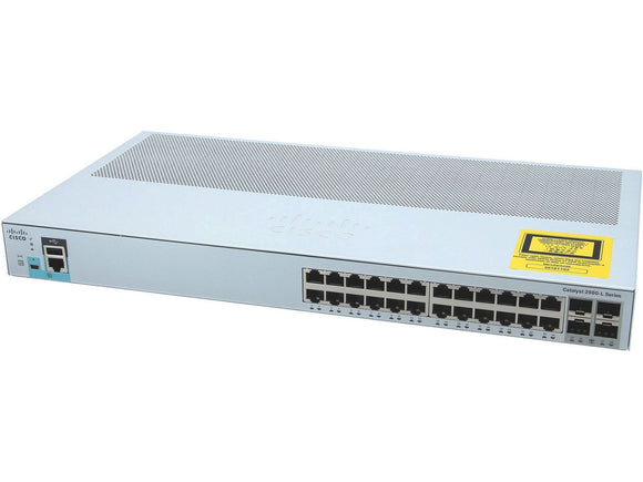 CISCO WS-C2960L-24TS-LL - Esphere Network GmbH - Affordable Network Solutions