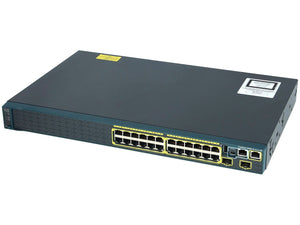 CISCO WS-C2960S-24TS-S - Esphere Network GmbH - Affordable Network Solutions
