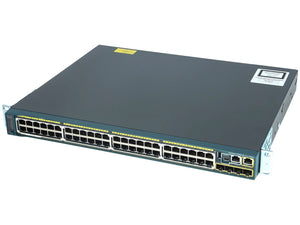 CISCO WS-C2960S-48LPS-L - Esphere Network GmbH - Affordable Network Solutions