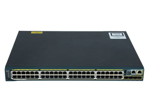 CISCO WS-C2960S-48TD-L - Esphere Network GmbH - Affordable Network Solutions