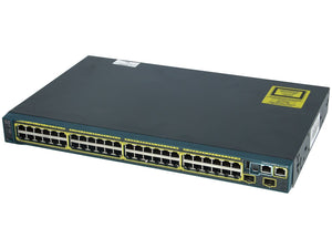 CISCO WS-C2960S-48TS-S - Esphere Network GmbH - Affordable Network Solutions