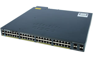 CISCO WS-C2960XR-48FPS-I - Esphere Network GmbH - Affordable Network Solutions