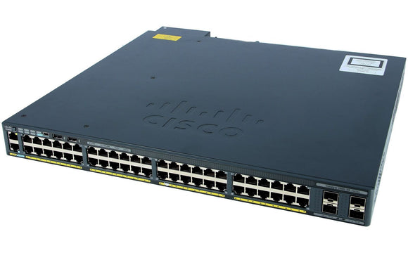 CISCO WS-C2960XR-48TS-I - Esphere Network GmbH - Affordable Network Solutions