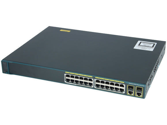 WS-C2960+24LC-L - Esphere Network GmbH - Affordable Network Solutions