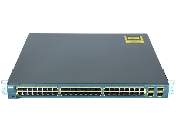 WS-C3560G-48TS-E - Esphere Network GmbH - Affordable Network Solutions