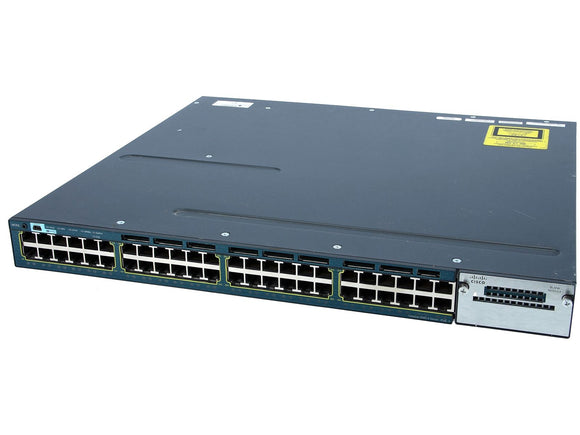 WS-C3560X-48U-S - Esphere Network GmbH - Affordable Network Solutions
