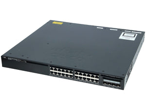 CISCO WS-C3650-24PD-S - Esphere Network GmbH - Affordable Network Solutions