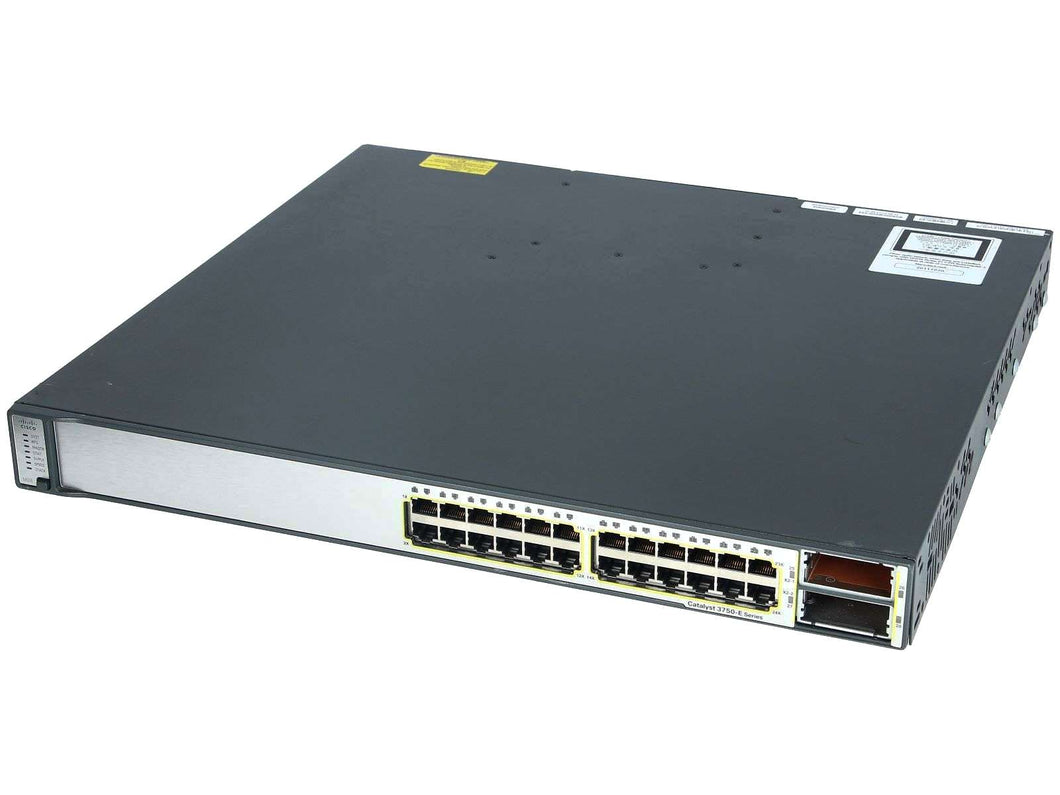 Cisco WS-C3750E-24PD-E - Esphere Network GmbH - Affordable Network Solutions