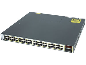 Cisco WS-C3750E-48TD-S - Esphere Network GmbH - Affordable Network Solutions