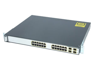 Cisco WS-C3750G-48TS-S - Esphere Network GmbH - Affordable Network Solutions