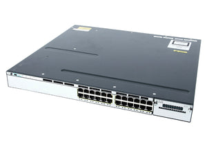 Cisco WS-C3750X-24T-L - Esphere Network GmbH - Affordable Network Solutions