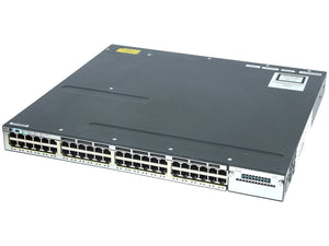 Cisco WS-C3750X-48P-L Switch - Esphere Network GmbH - Affordable Network Solutions