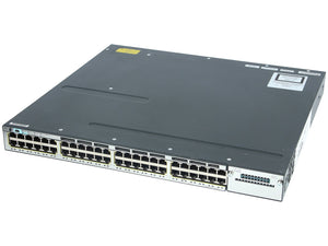 Cisco WS-C3750X-48T-L - Esphere Network GmbH - Affordable Network Solutions