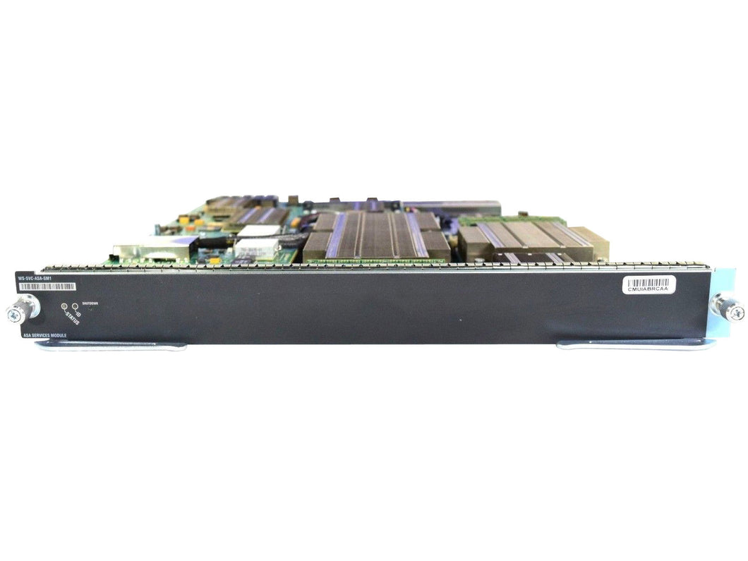 WS-SVC-ASA-SM1-K9 - Esphere Network GmbH - Affordable Network Solutions