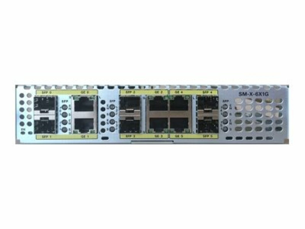 Cisco Systems SM-X-6X1G - Esphere Network GmbH - Affordable Network Solutions