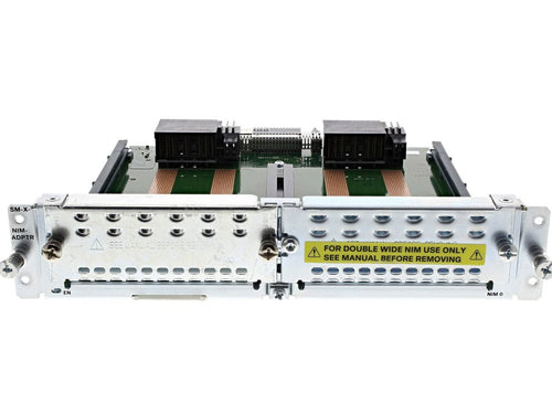 Cisco Systems SM-X-NIM-ADPTR - Esphere Network GmbH - Affordable Network Solutions