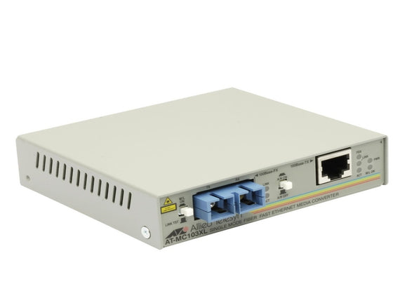 Allied Telesis AT-MC103XL - Esphere Network GmbH - Affordable Network Solutions