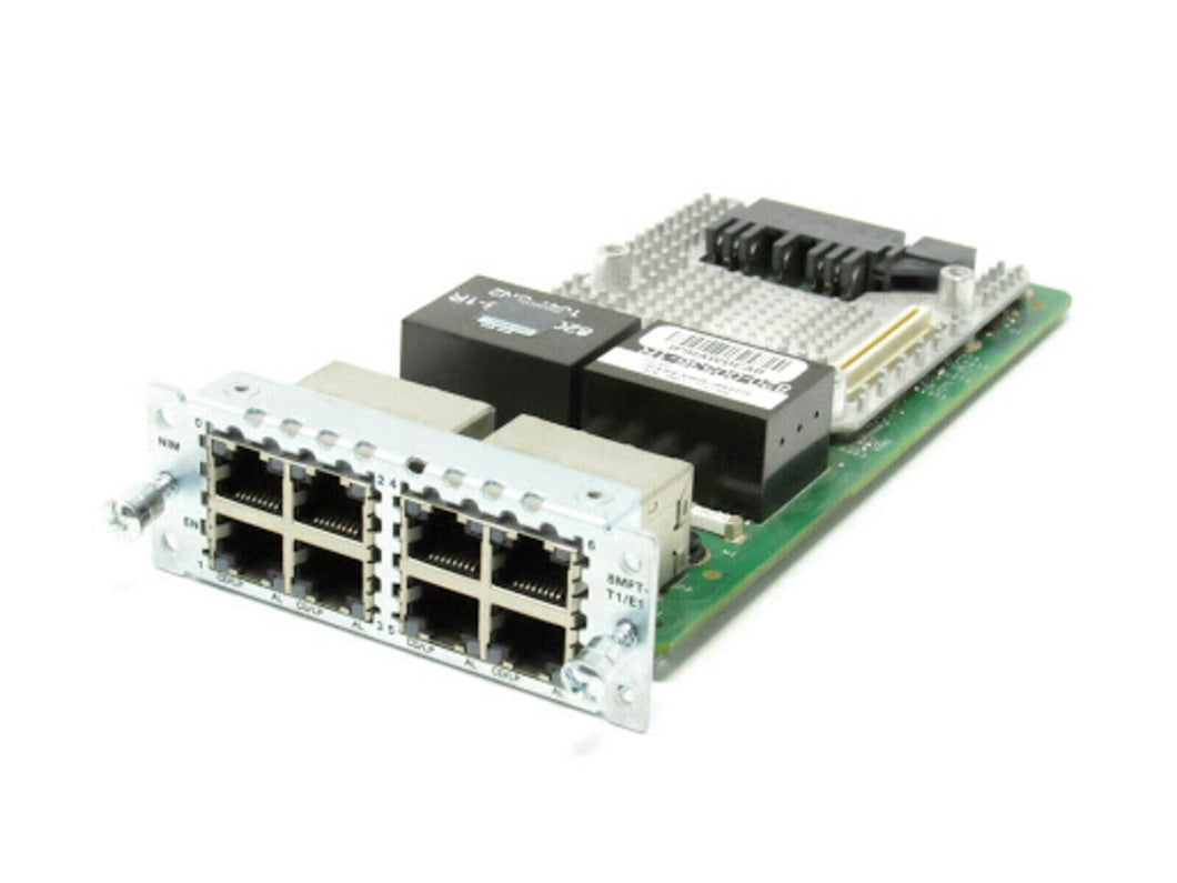 Cisco Systems NIM-8MFT-T1/E1 - Esphere Network GmbH - Affordable Network Solutions