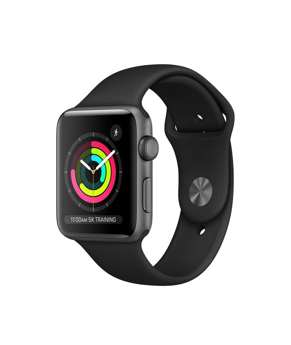 Apple Watch S3 42mm GPS Space Grey