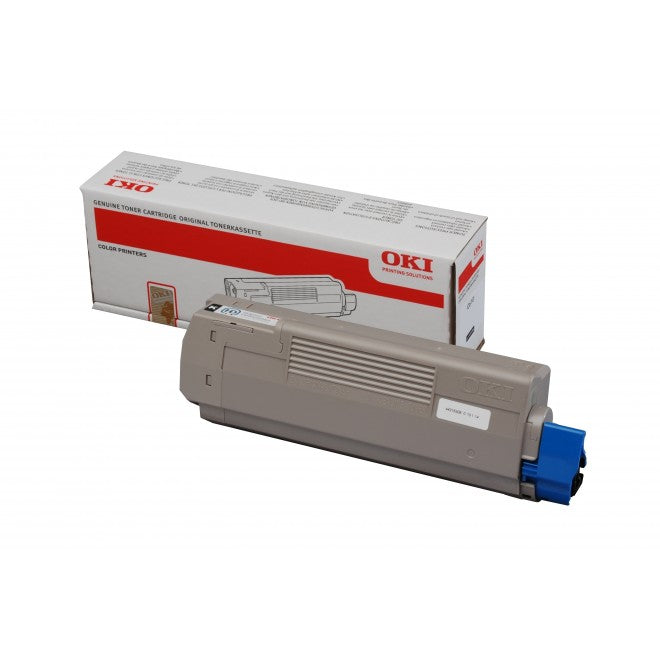 Oki MC852 Cyan Toner Cartridge